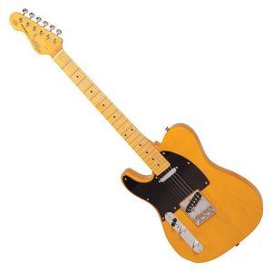 Vintage Left Hand Electric Guitars