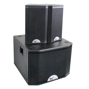 W Audio PA Systems