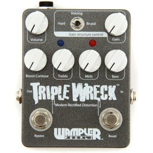 Wampler Distortion Pedals