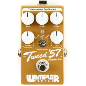 Wampler Overdrive Pedals