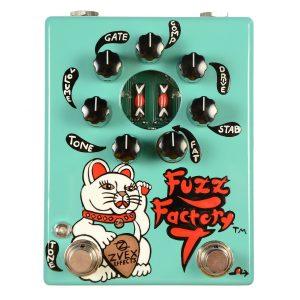 ZVEX Bass Distortion Pedals