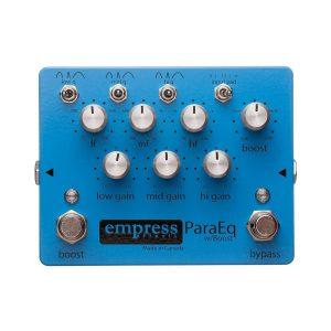 Empress Effects EQ Pedals
