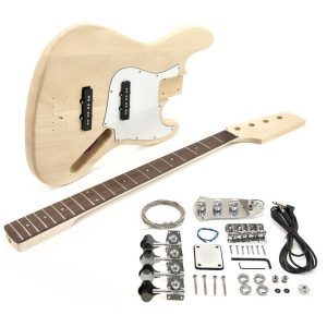 DIY Bass Guitar Kits