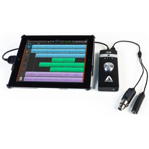 Apogee iPhone & iPad Audio Interface