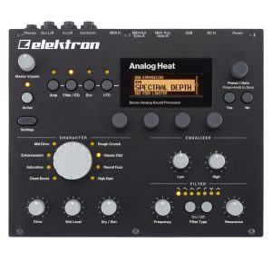 Elektron Studio Outboard Effects