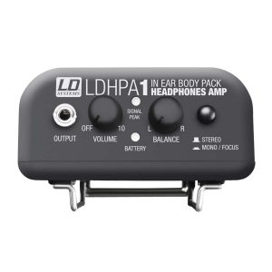 LD Systems Headphone Amps