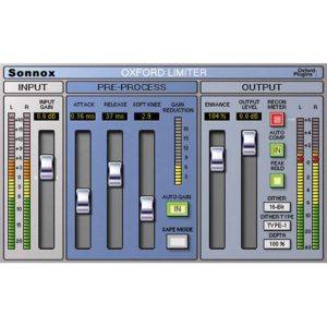 Limiter Effects Plug In