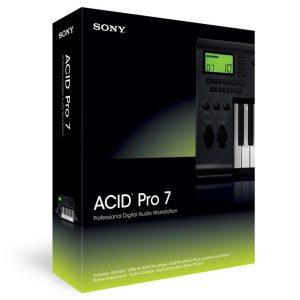 Sony DAW Music Software