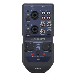 Zoom iPhone & iPad Audio Interface