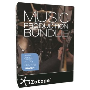 iZotope Audio Editing Software