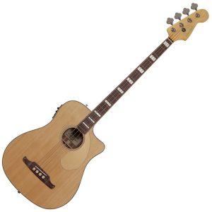 Fender Acoustic Bass Guitars