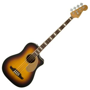 Fender Acoustic Bass Guitars