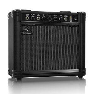 Behringer Bass Amps