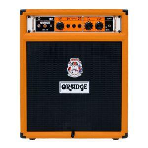 Orange Bass Combo Amps