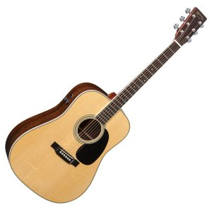Martin Electro Acoustic Guitars