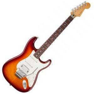 Fender Stratocaster Standard Electric Guitars