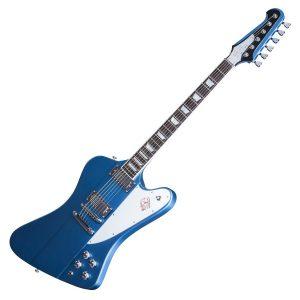 Gibson Firebird Pelham Blue Electric Guitars