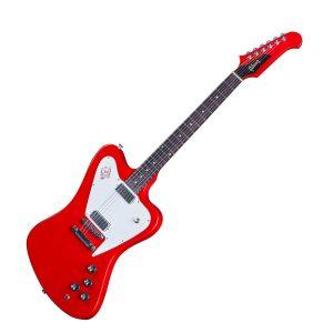 Gibson Firebird Ferrari Red Electric Guitars