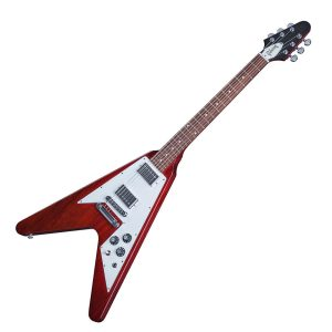 Gibson Flying V Cherry Red Electric Guitars