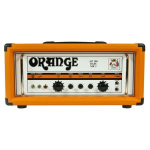 Orange Bass Heads