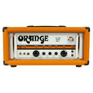 Orange Bass Heads
