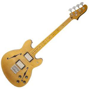 Fender Hollowbody Bass Guitars