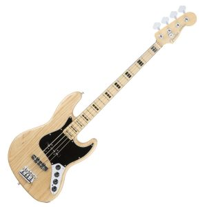 Fender American Elite Jazz Bass Ash
