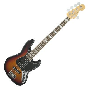 Fender American Elite Jazz Bass Sunburst