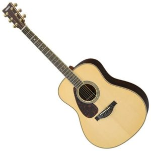 Yamaha Left Handed Acoustic Guitars
