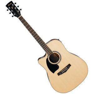 Ibanez Left Handed Acoustic Guitars