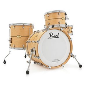 Pearl Masterworks Drum Kit