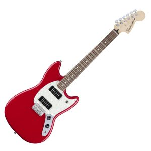 Fender Mustang Torino Red Electric Guitars