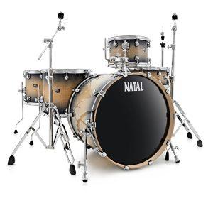 Natal Arcadia Drum Kit