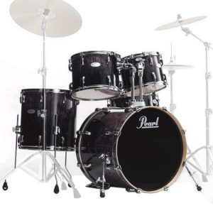Pearl Vision Drum Kit