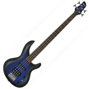 Aria IGB Bass Guitar Metallic Blue