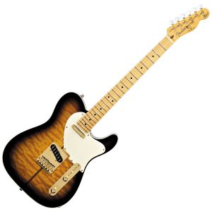 Fender Custom Shop Telecaster Electric Guitars