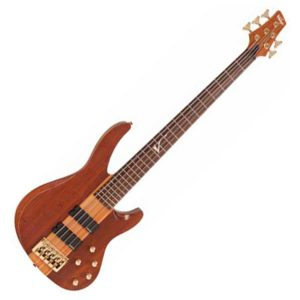 Vintage Bass Guitar Bubinga Series